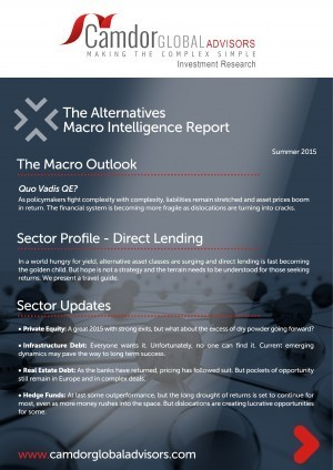 CAMDOR - INTELLIGENCE REPORT 2015